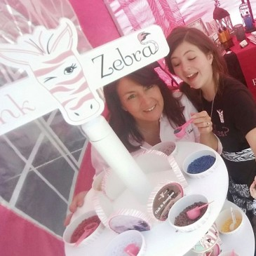 Pink Zebra Sprinkles – A Family Affair
