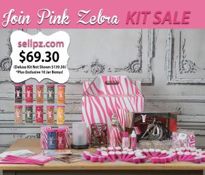 Pink Zebra Kit Special