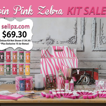 Pink Zebra Kit Deal – Join Pink Zebra Receive FREE Products