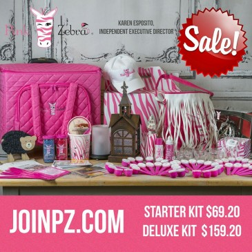 Pink Zebra Kit Discount – Sale For November!