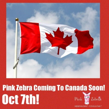 Pink Zebra Coming to Canada